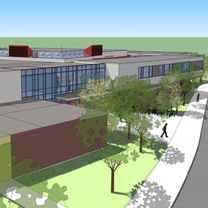 Gorham High School Expansion